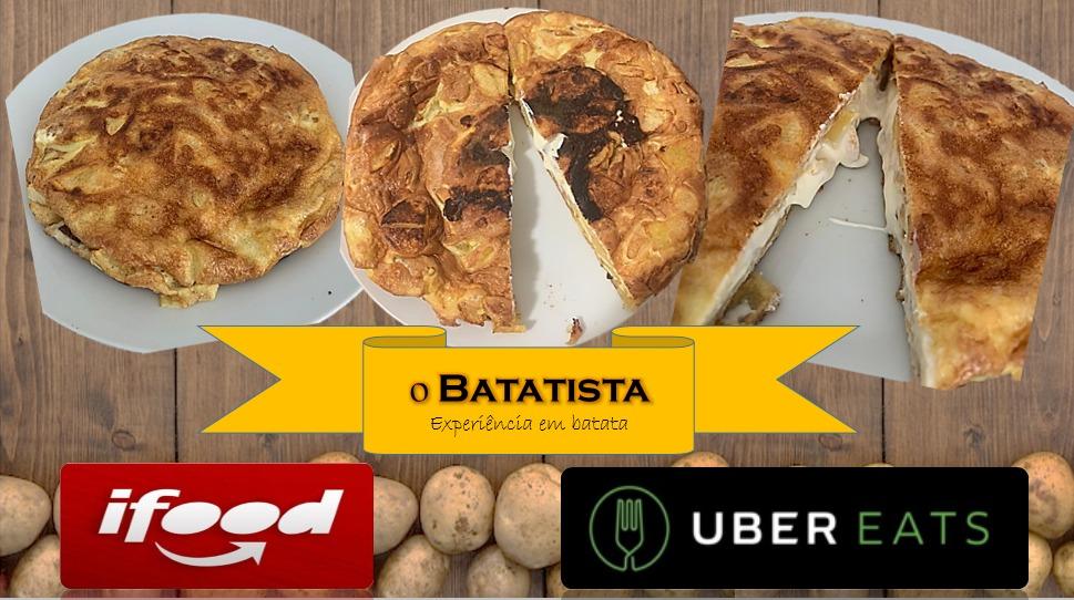 O Batatista - Experiência em batatas