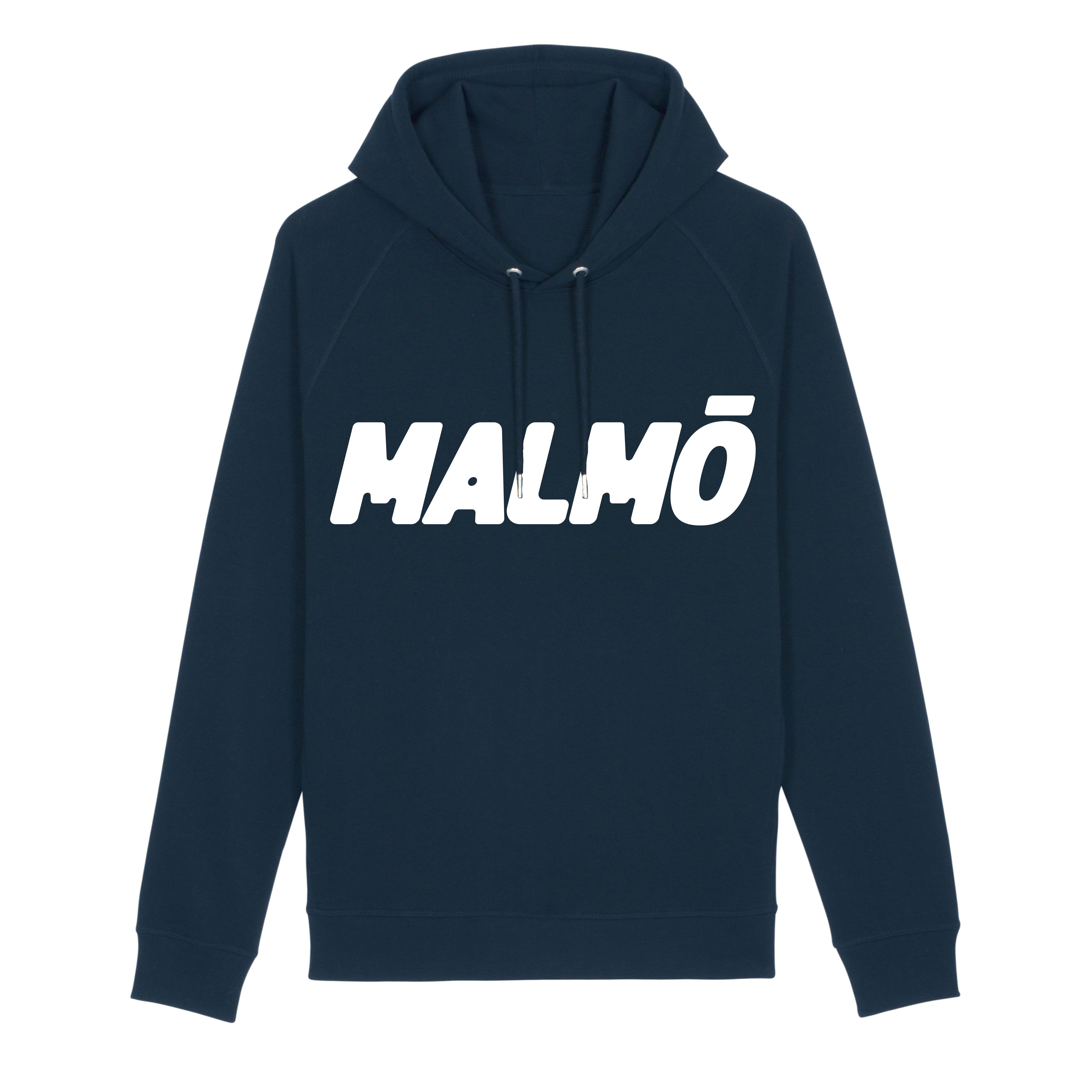 MALMÖ - Hoodie Navy