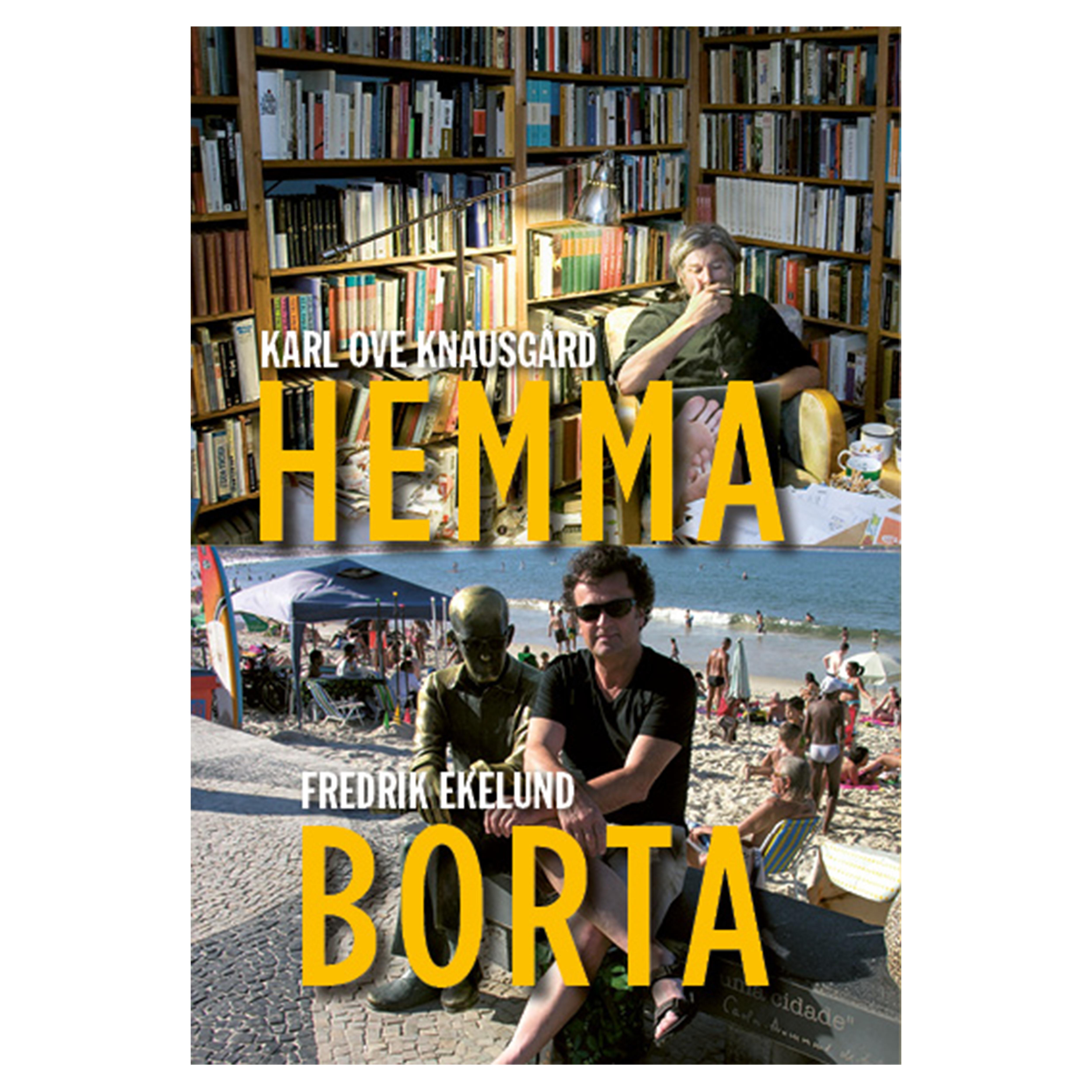 Bok - Hemma Borta
