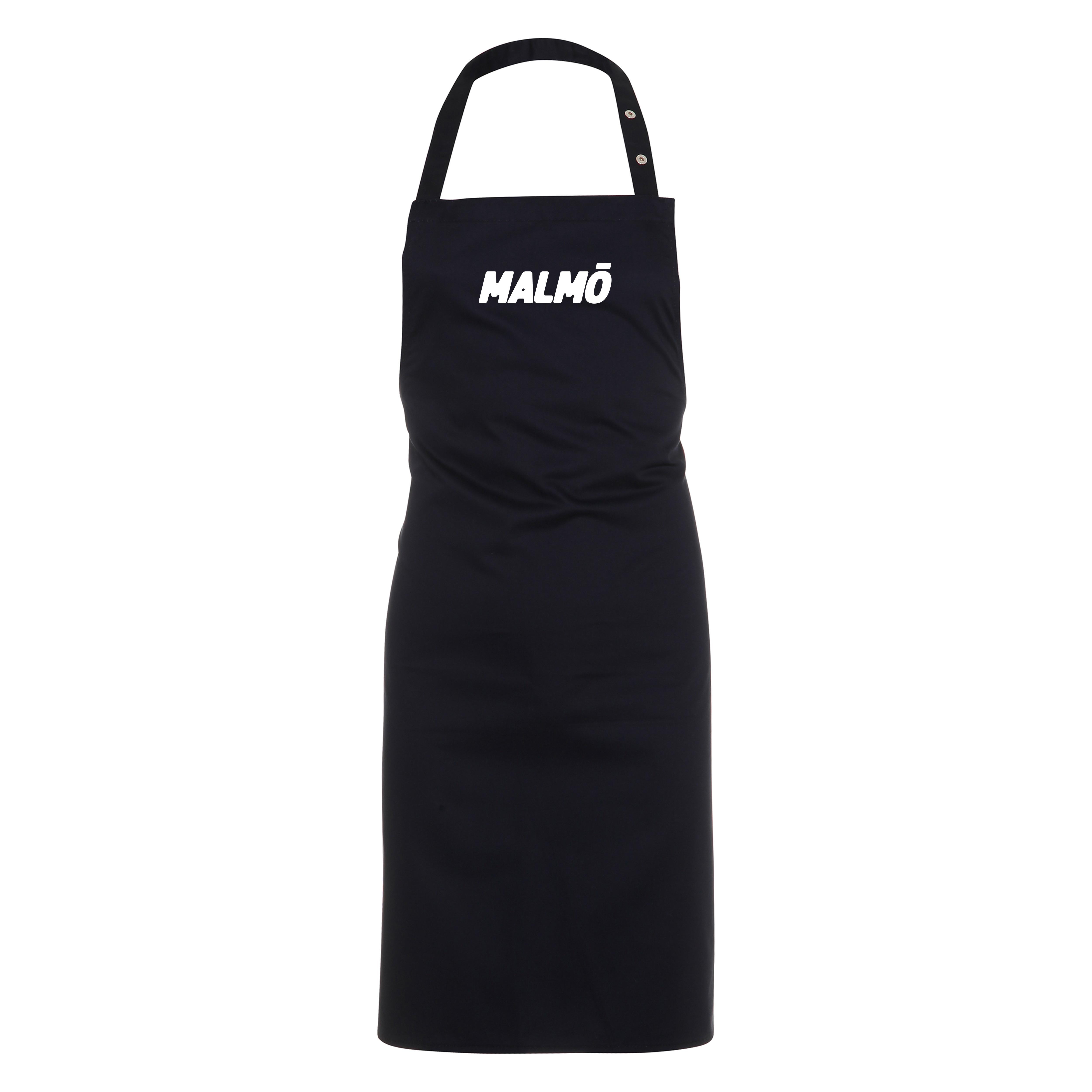 MALMÖ - Förkläde Navy