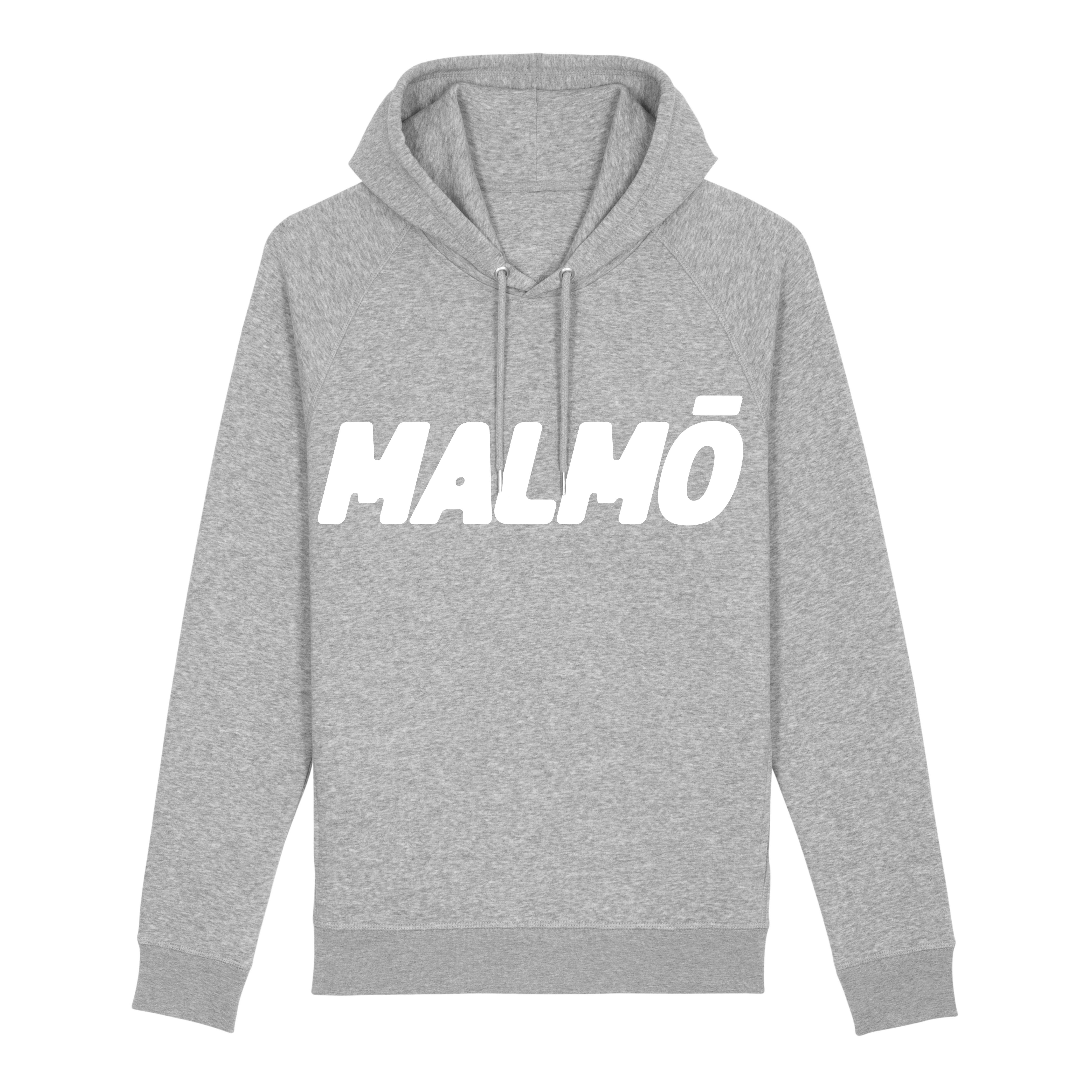 MALMÖ - Hoodie Grå