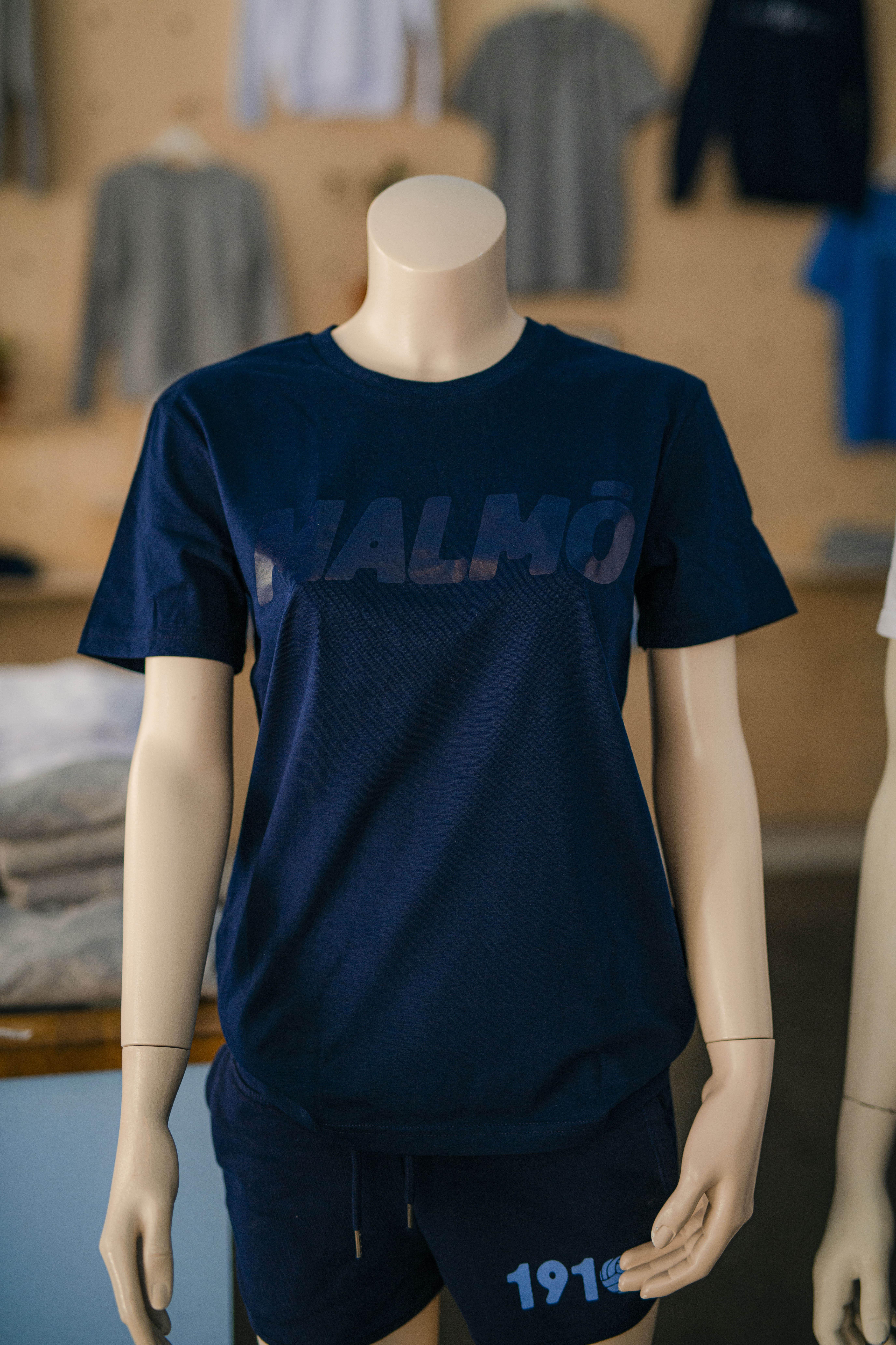 MALMÖ TONiTON - T-shirt Navy