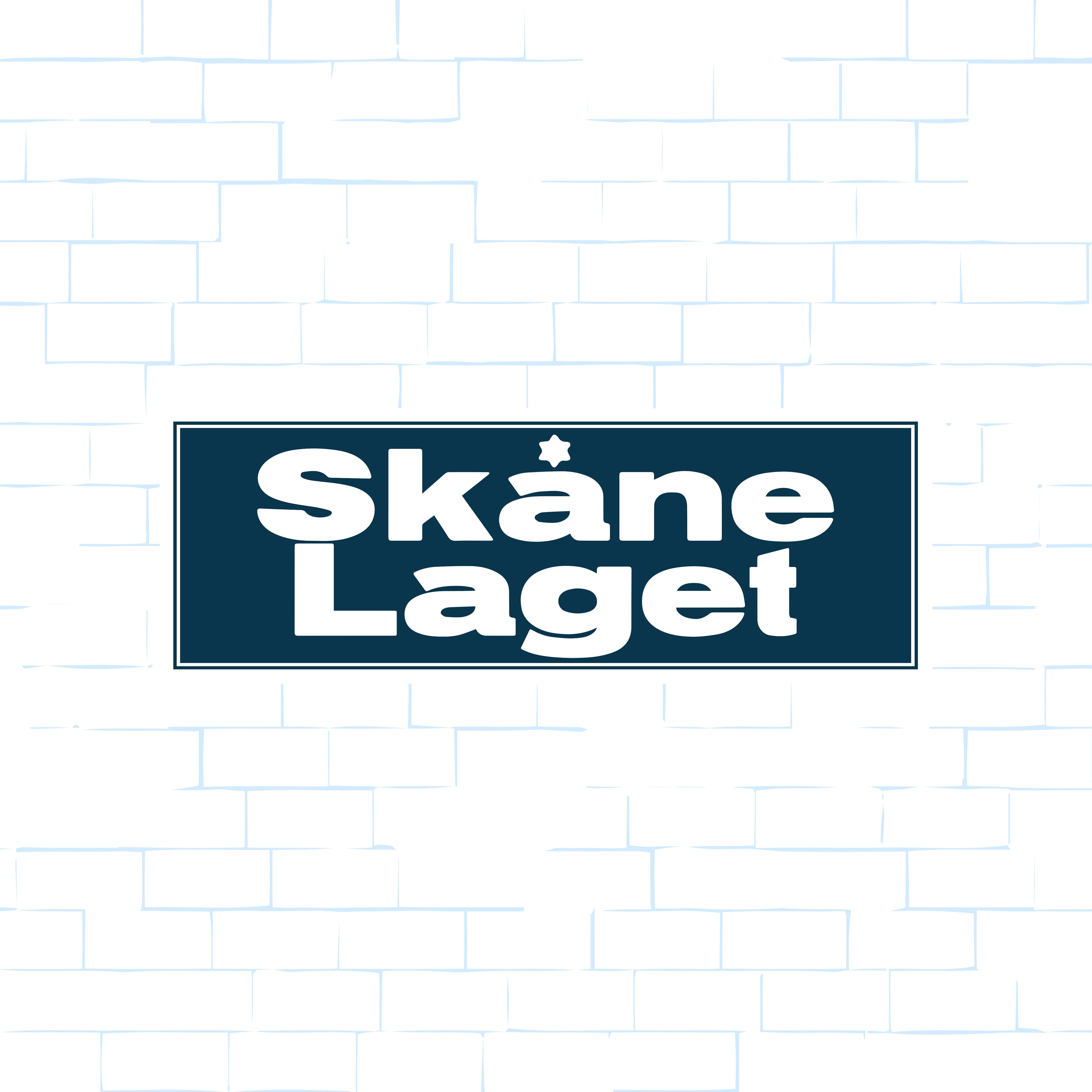 Klistermärke - Skånelaget