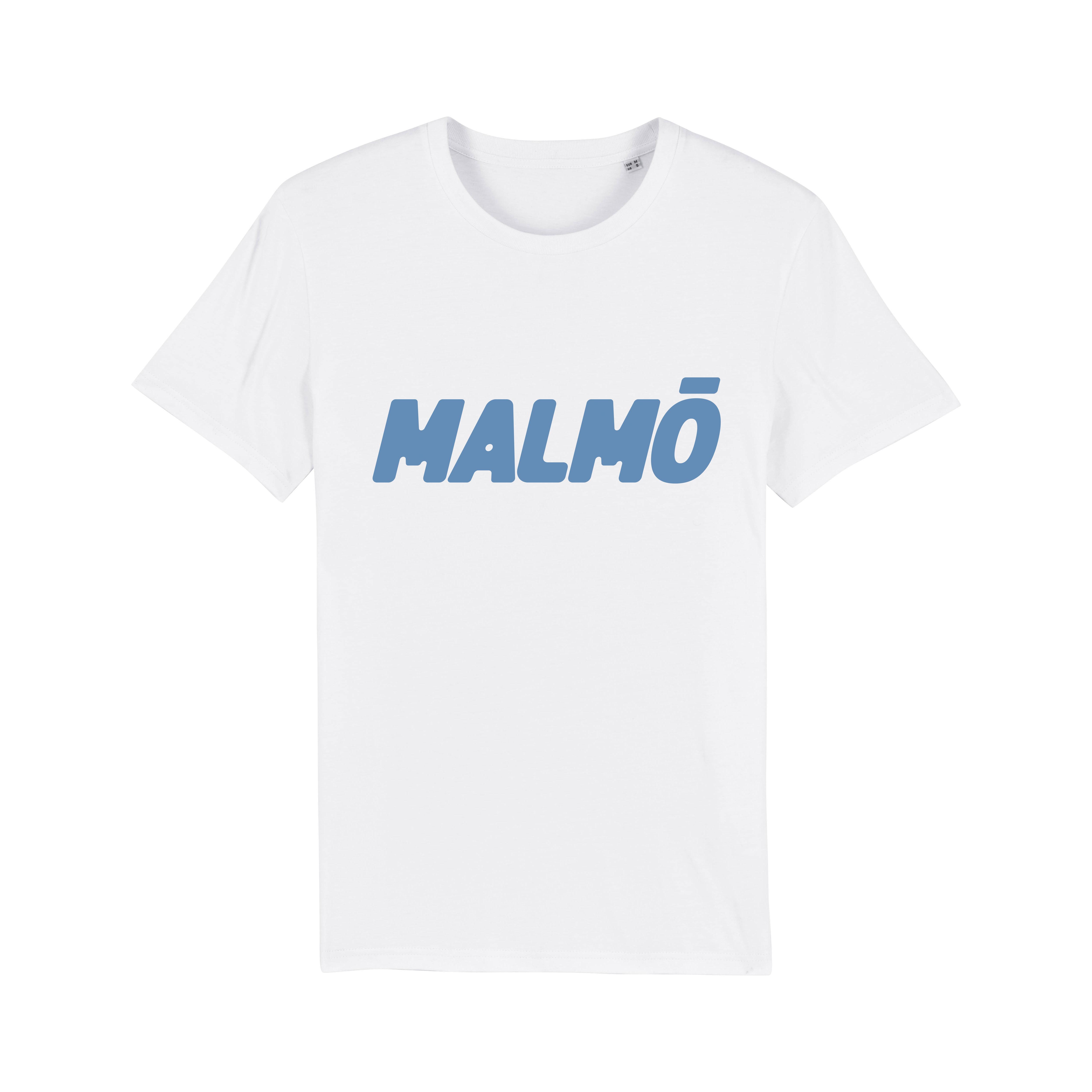 MALMÖ - T-shirt Vit