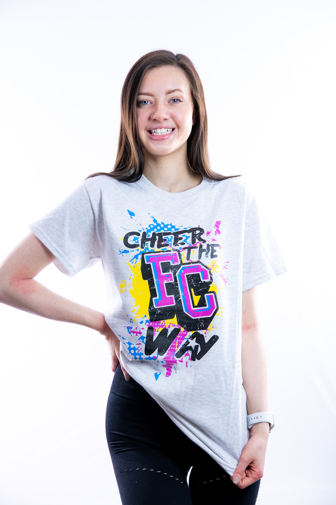T Cheer The FC way ADULT
