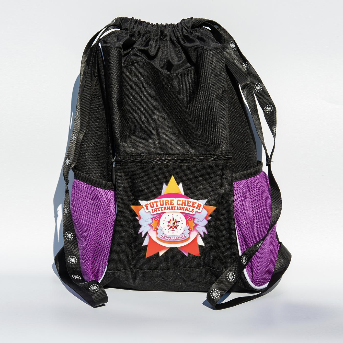 FC Internationals 2021 Drawstring Bag