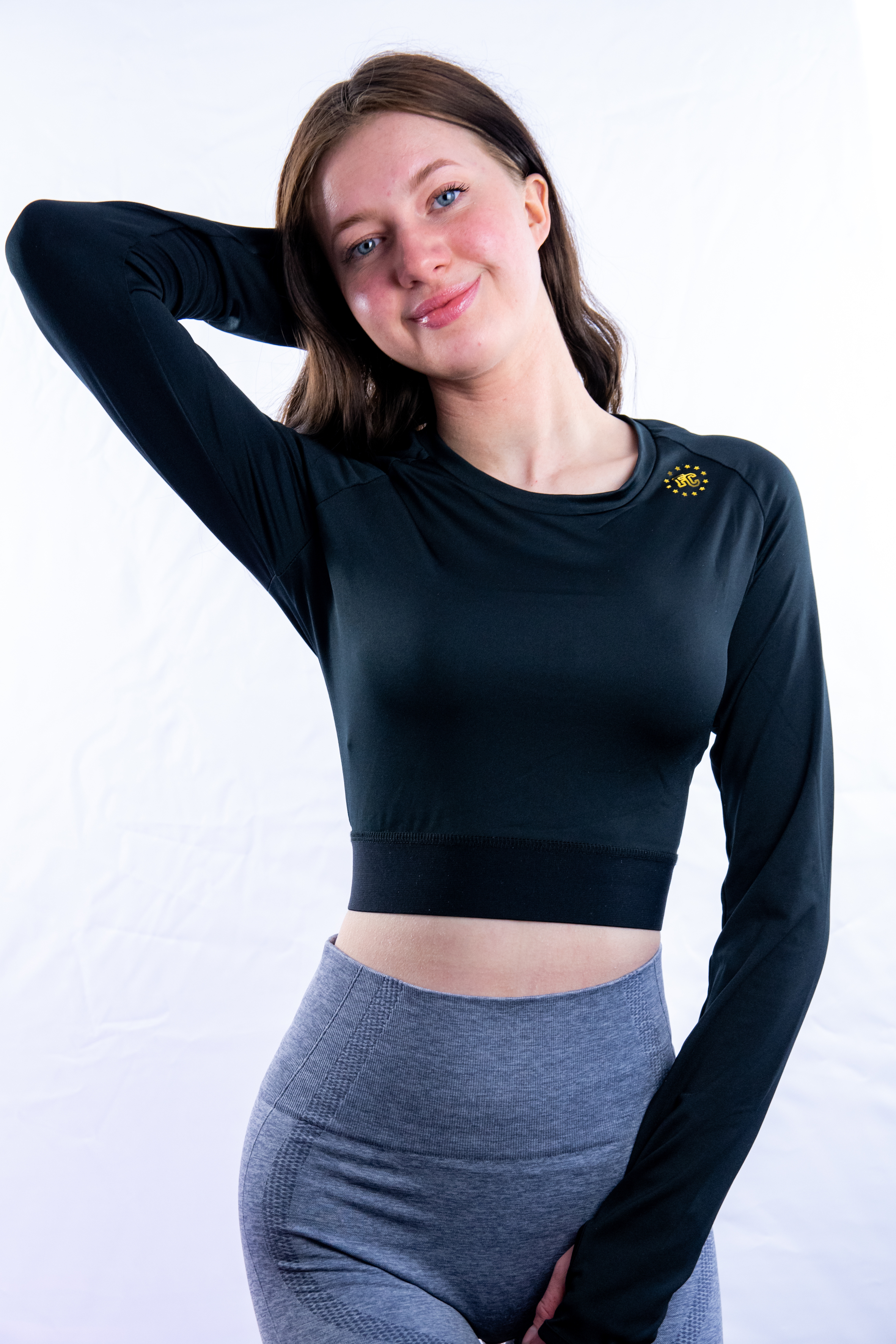 Long Sleeve Active Top ADULT