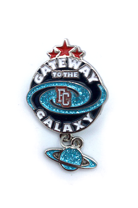 Gateway To The Galaxy Event Pin