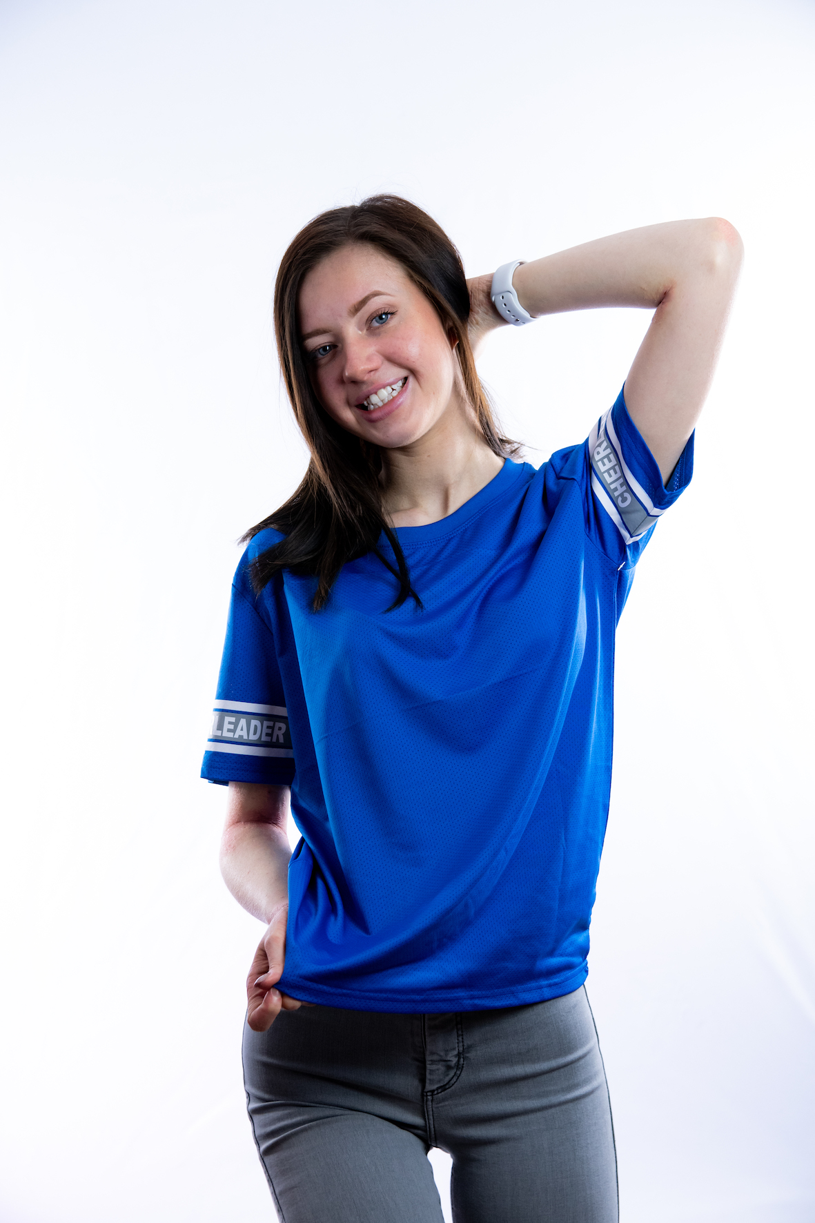 Game Top Adult Royal Blue