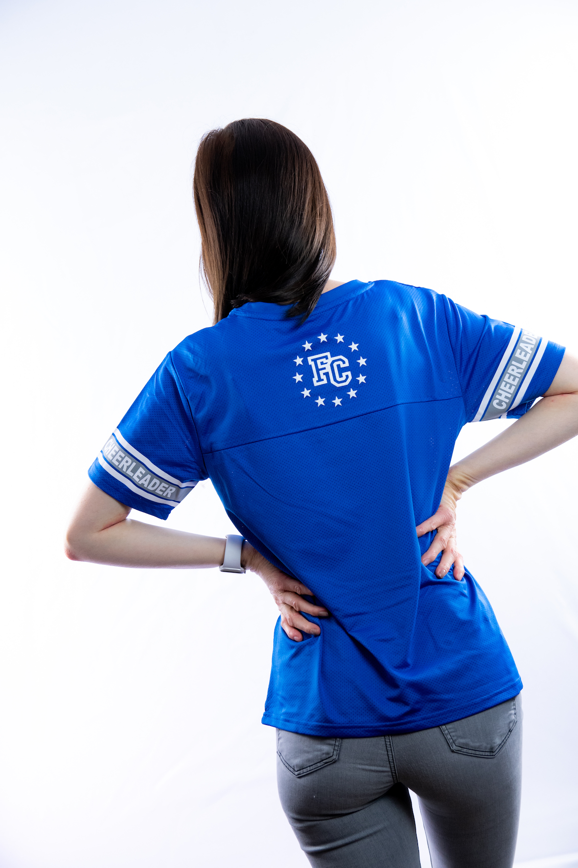 Game Top Youth Royal Blue