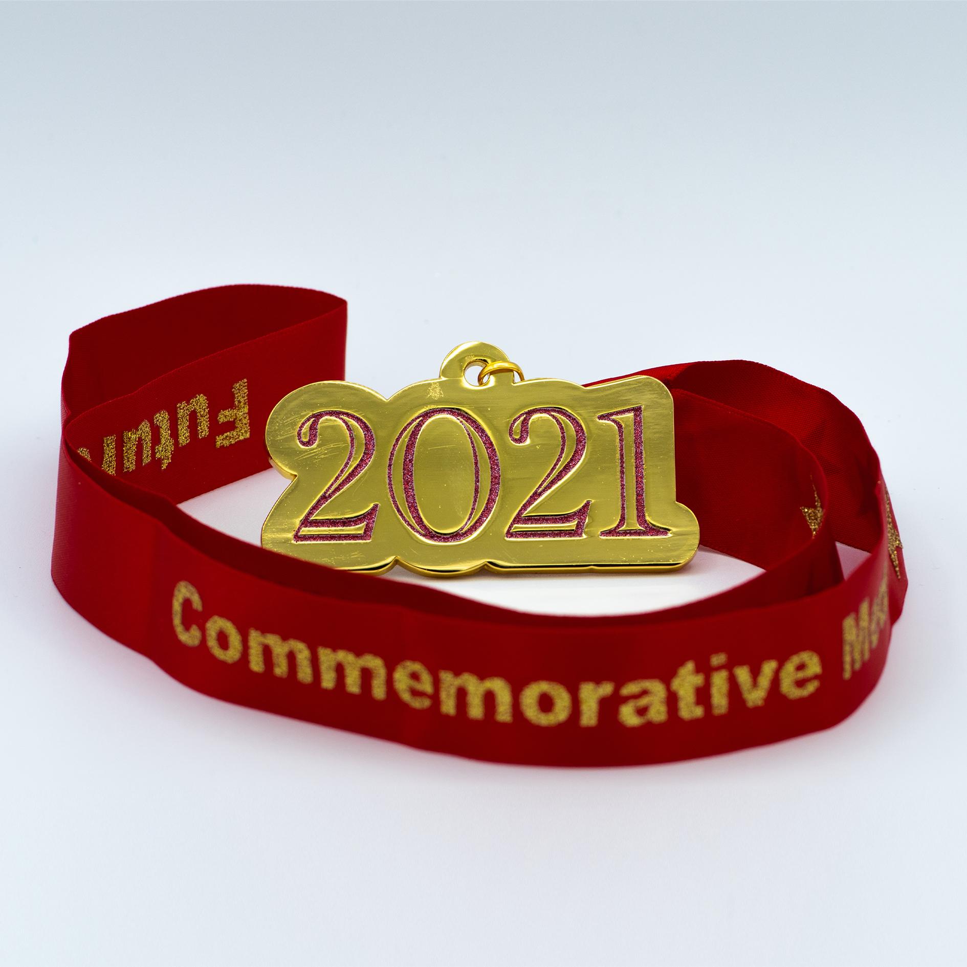 FC Internationals 2021 Commemorative Medal