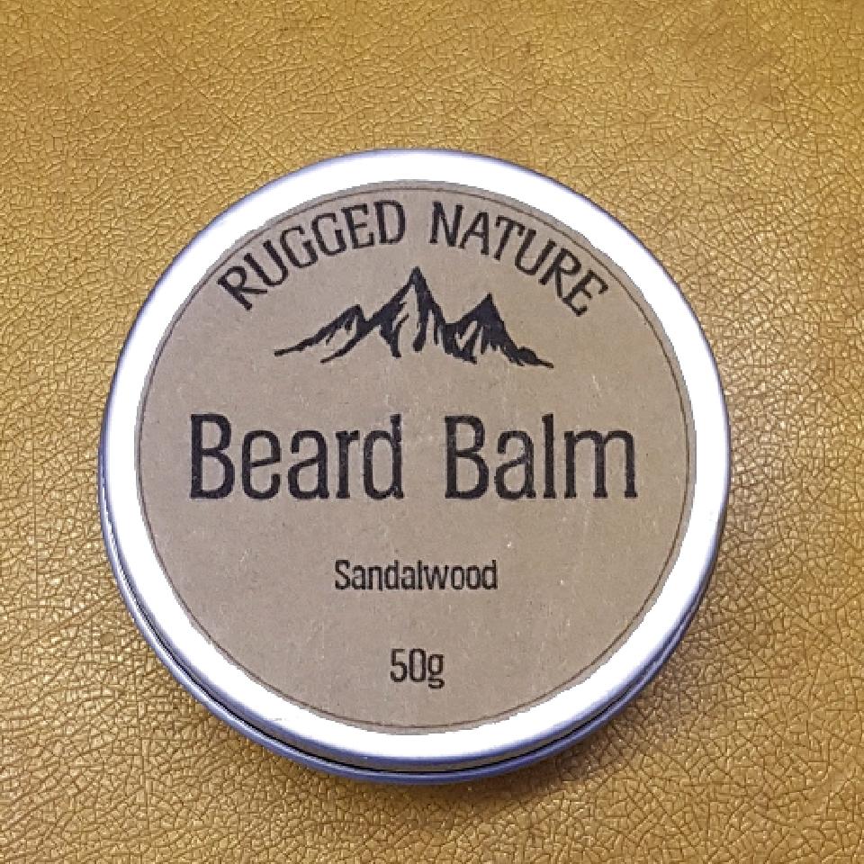 Beard Balm - Sandalwood