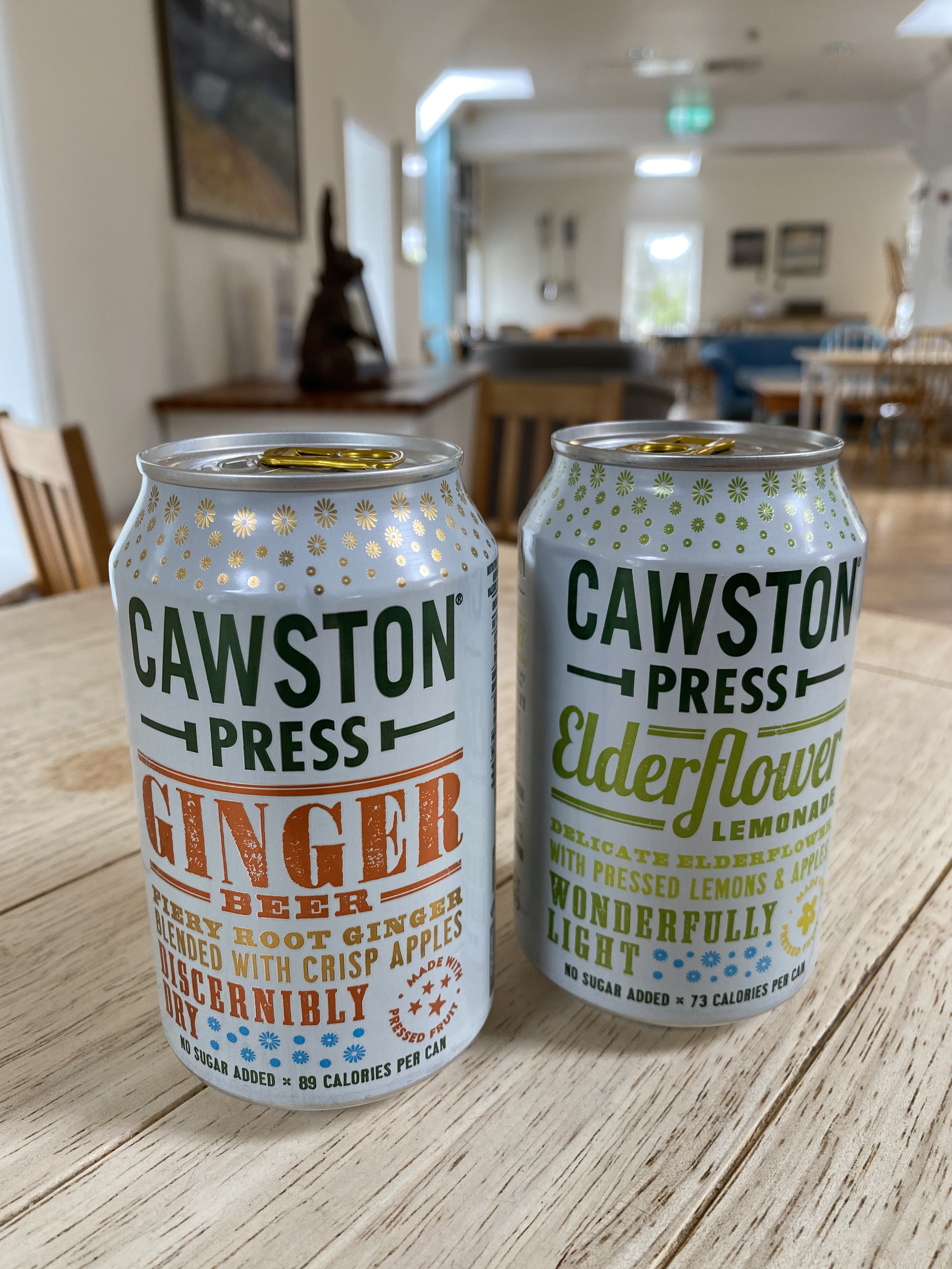 Cawston Cans