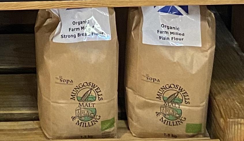 Mungoswells Organic Flour