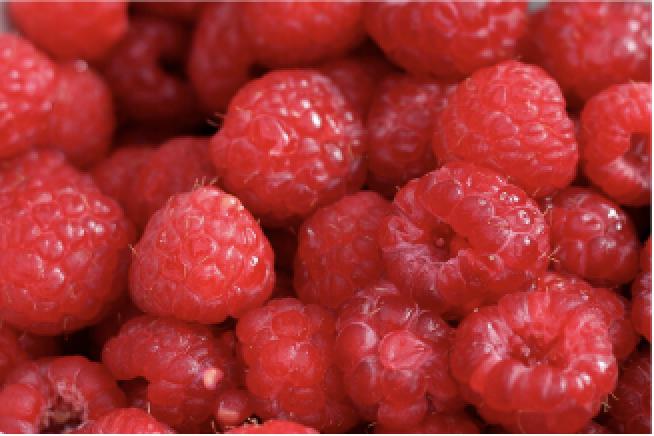 Frozen Raspberries (kg)