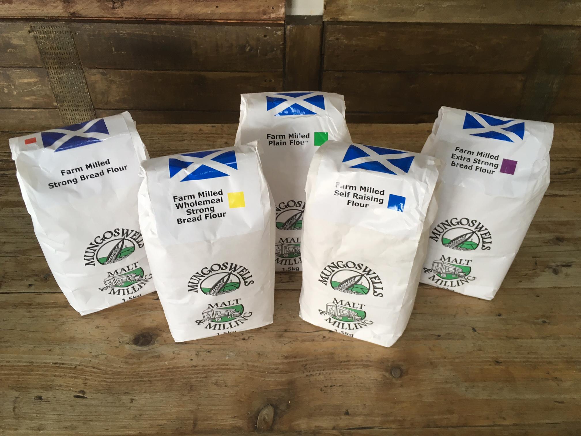 Mungoswells Flour