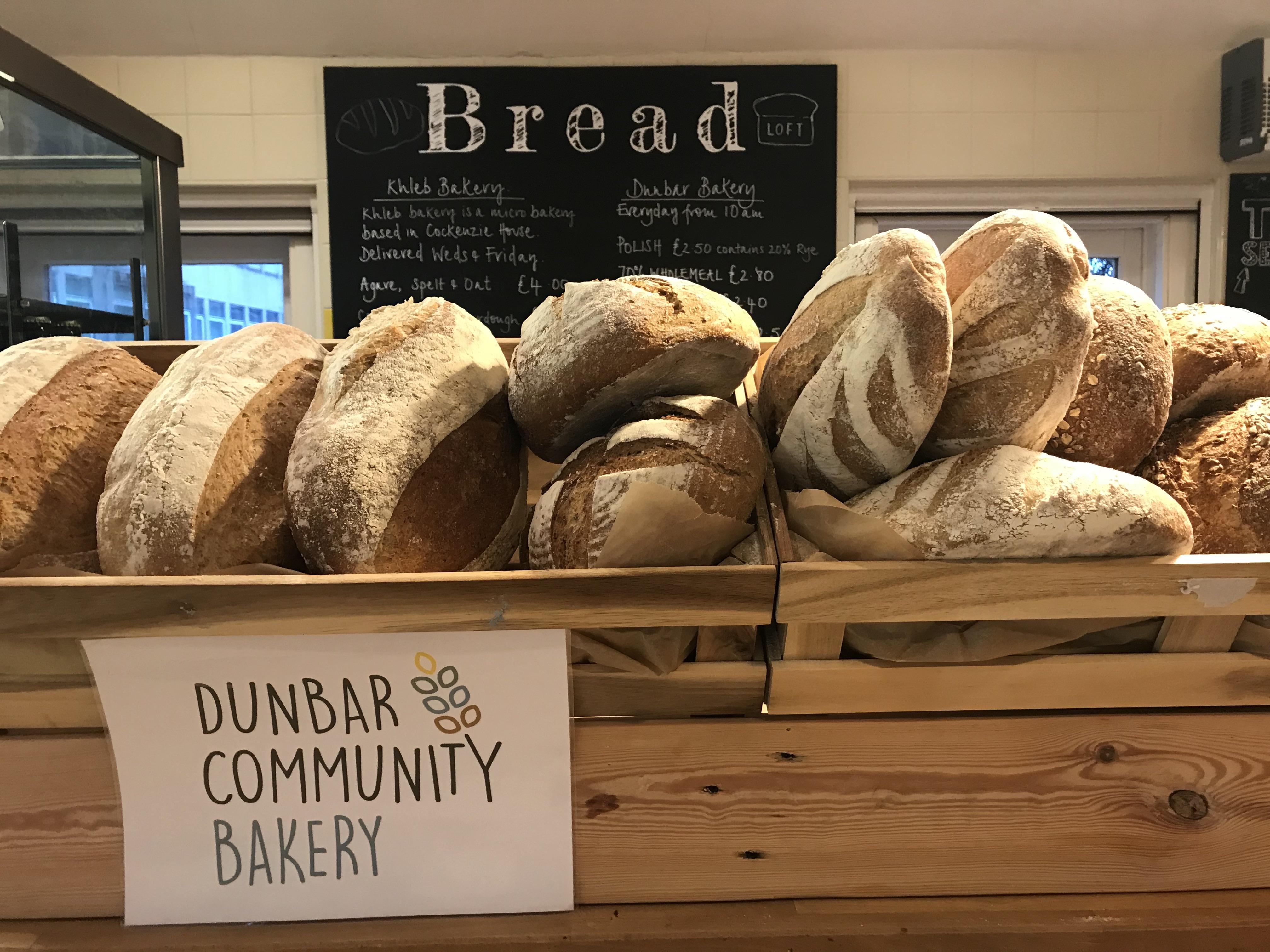 Dunbar Bakery Bread