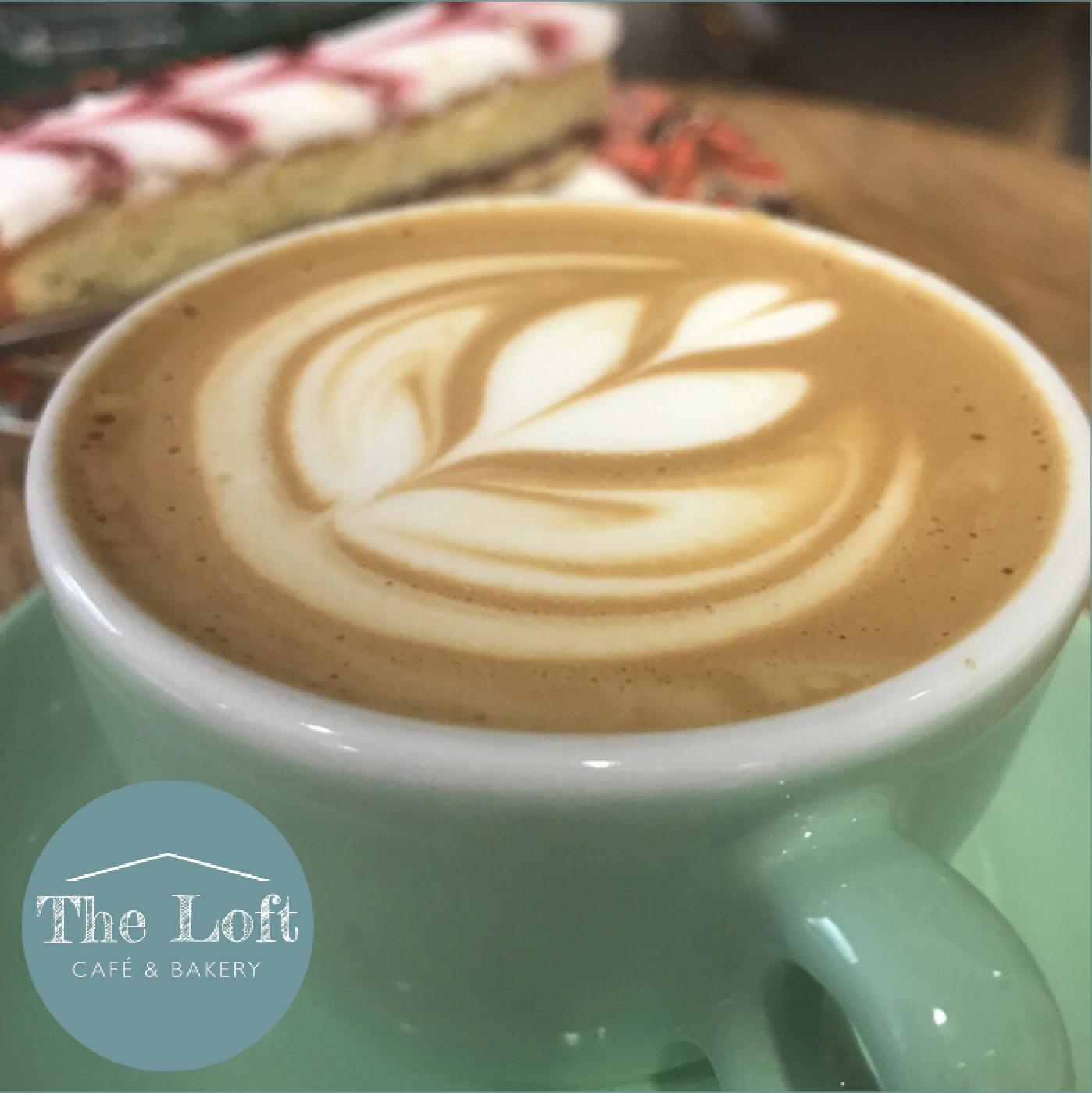 Flat White, Latte, Cappuccino T/A