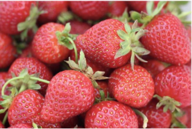Frozen Strawberries (Kg)