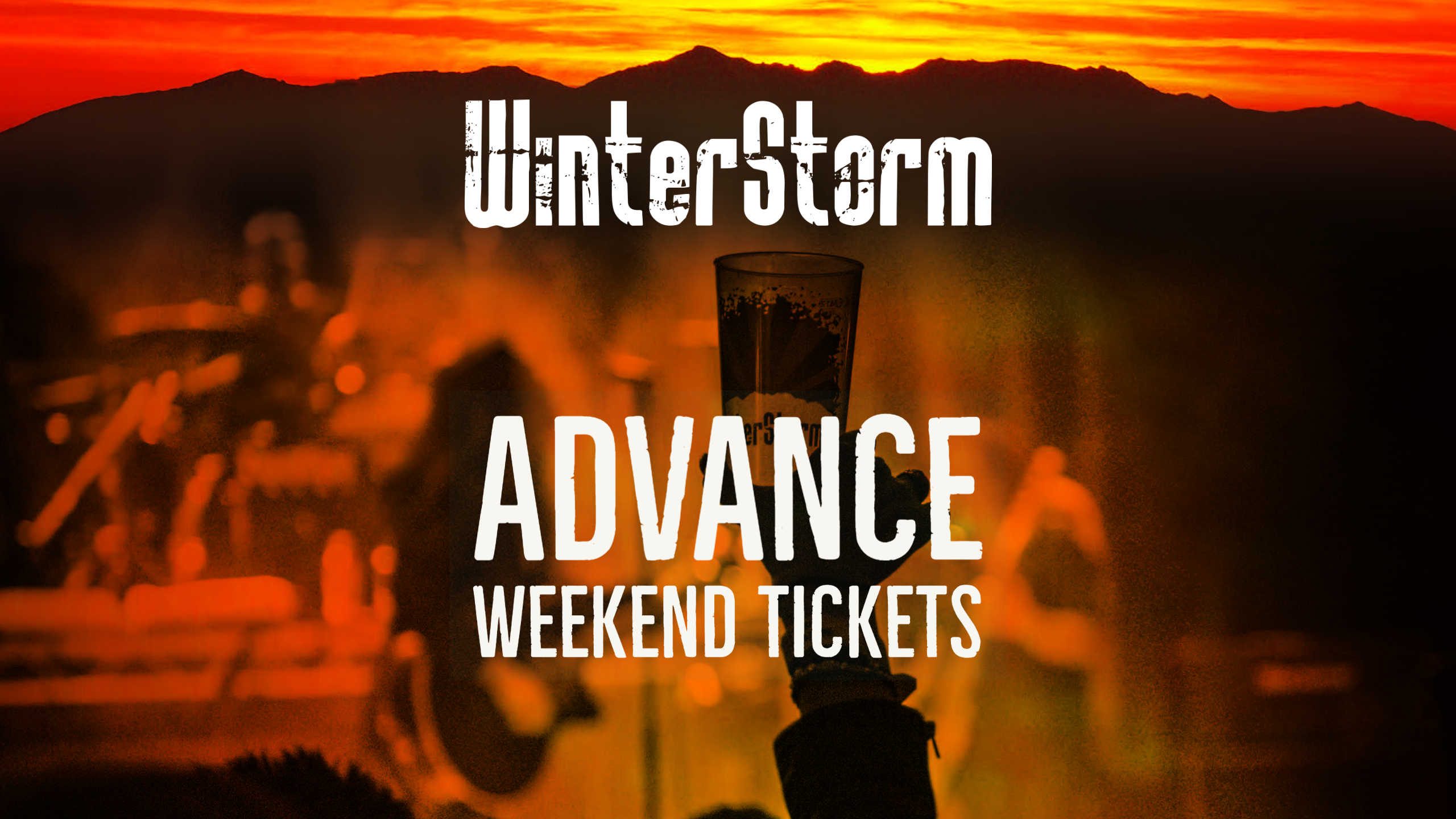 WinterStorm V - Advance Weekend Ticket
