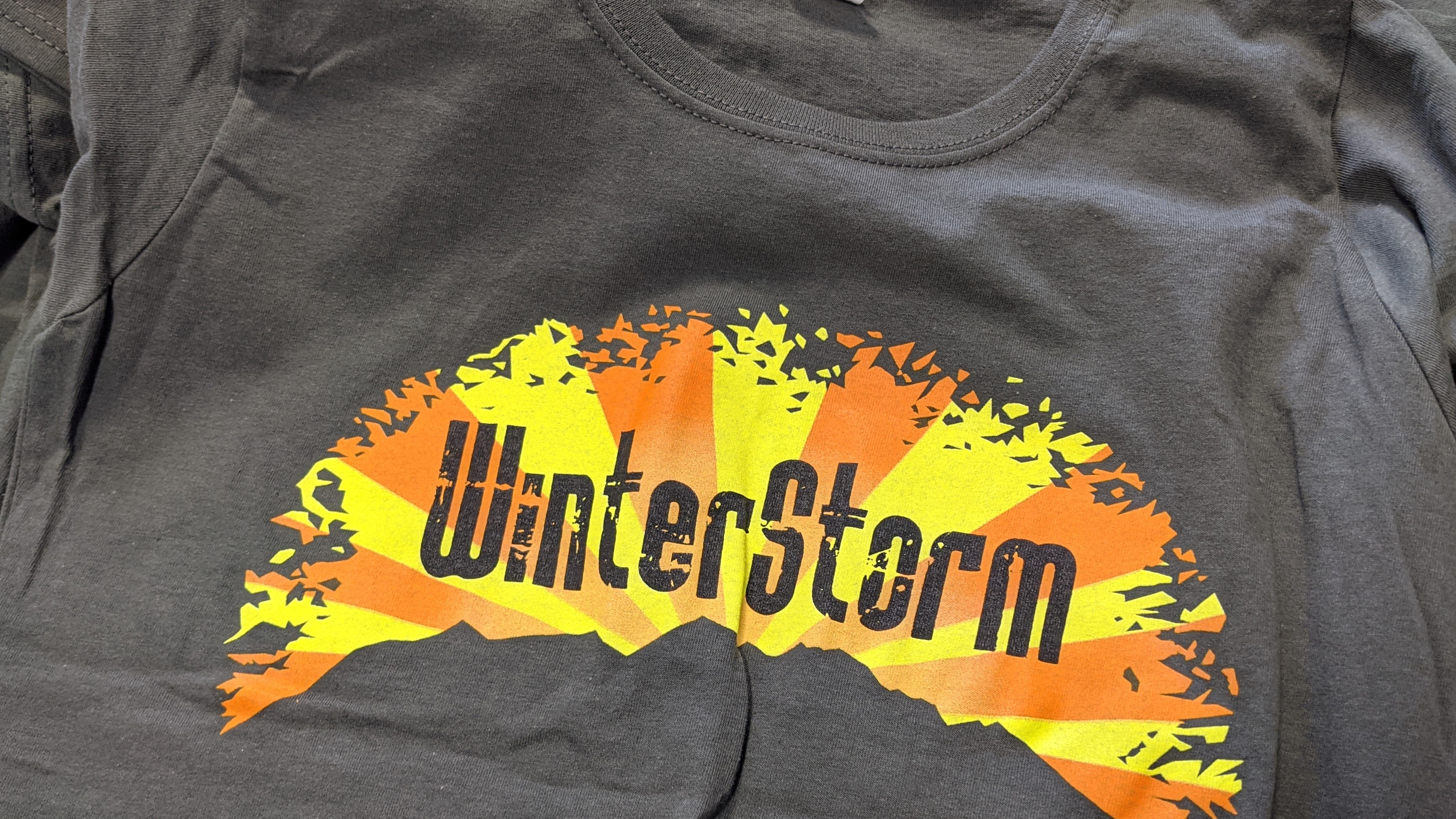 WinterStorm - Merchandise - Ladies T-Shirt Full Logo 18