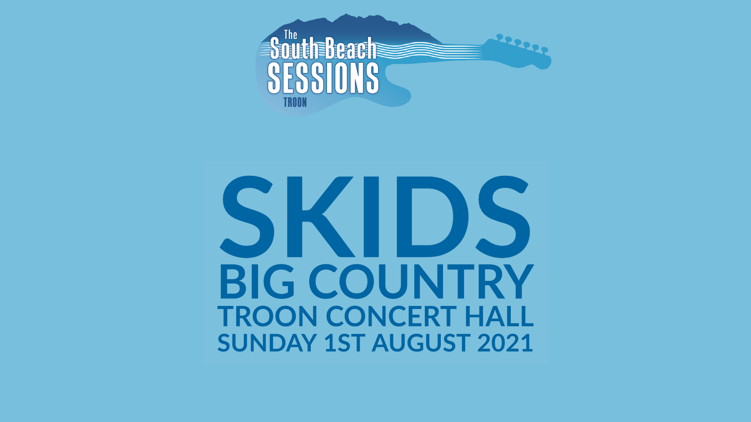 Sessions - Big Country & The Skids