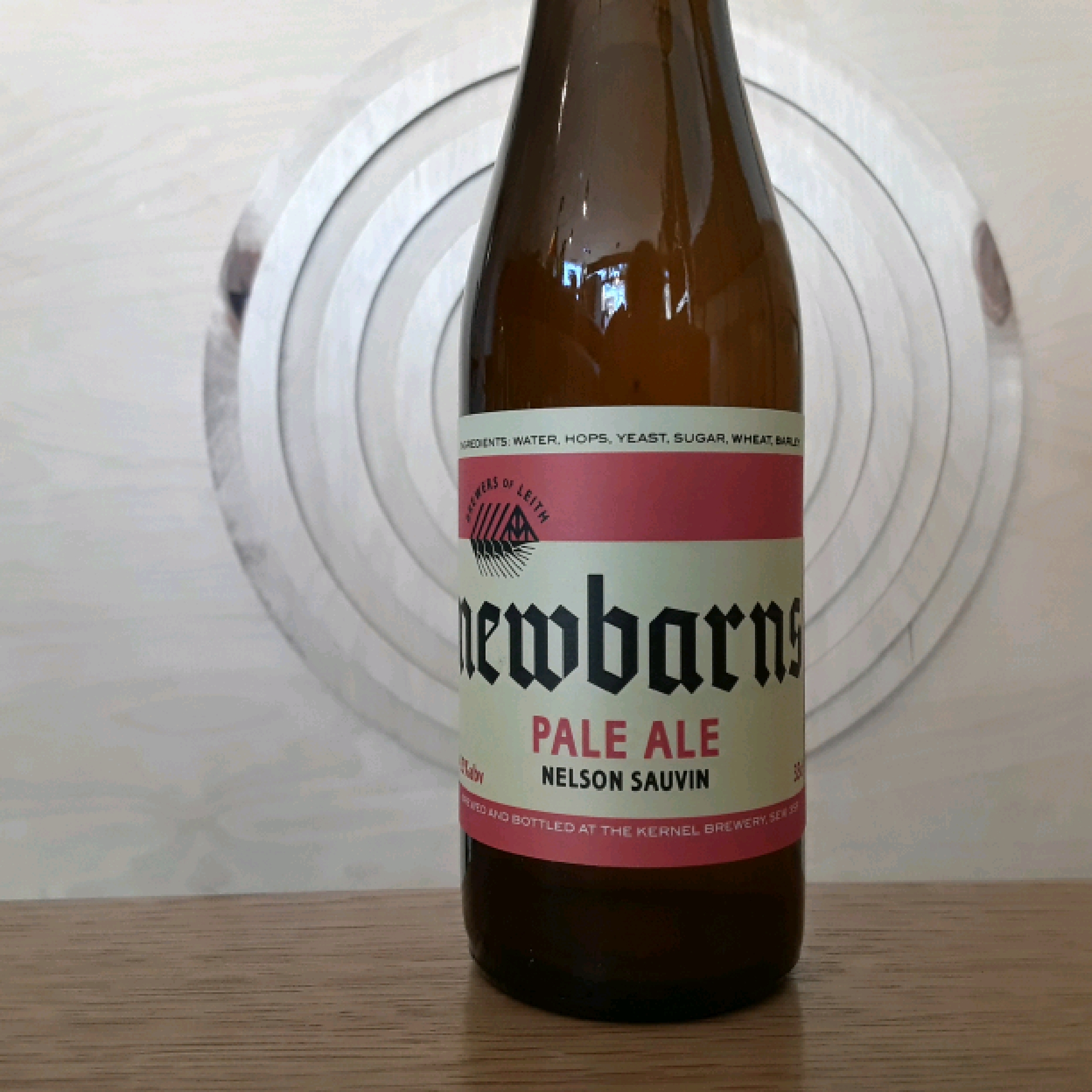 Newbarns Brewery | Pale Ale