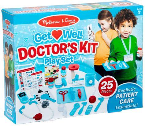 Doctor's Kit Play Set