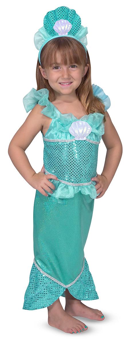 Mermaid Role Play