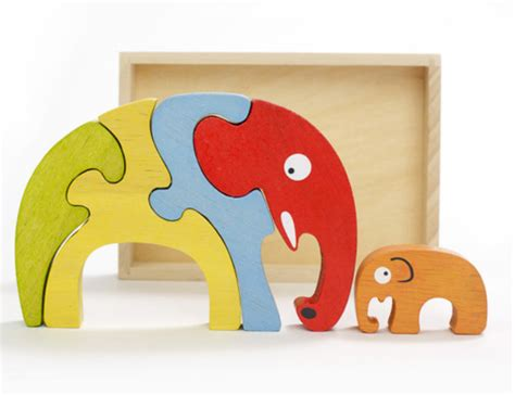 Begin again Elephant Puzzle