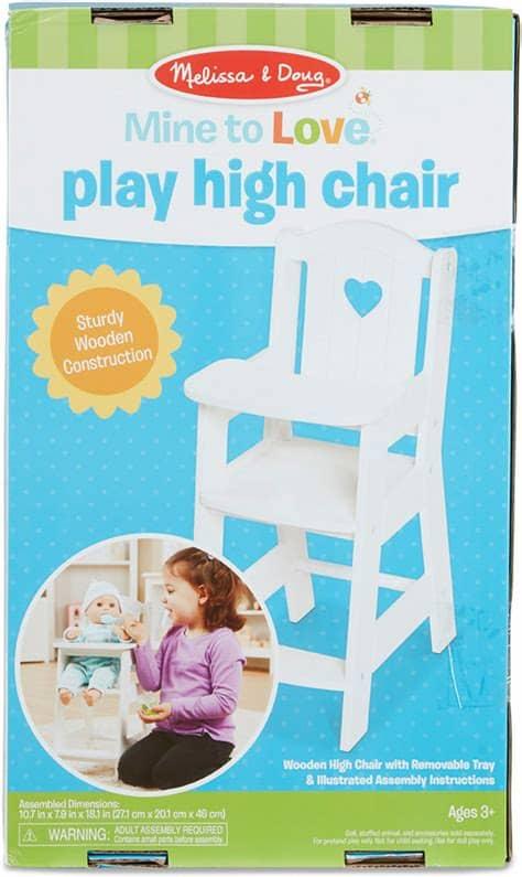 Mine to Love - High Chair
