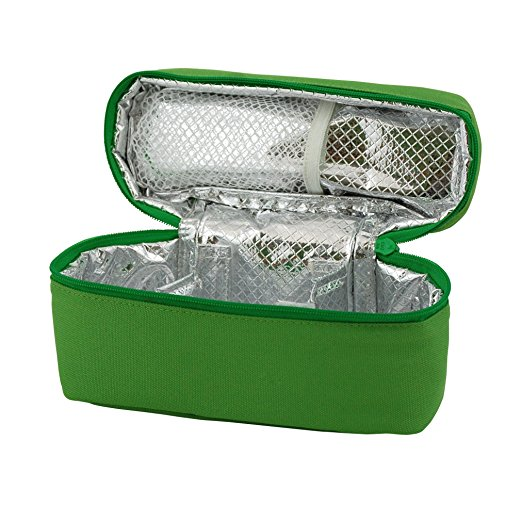 Green Sprouts - Fresh Baby Food - Travel Case - Green