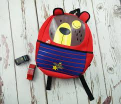 Big Brown Bear Backpack