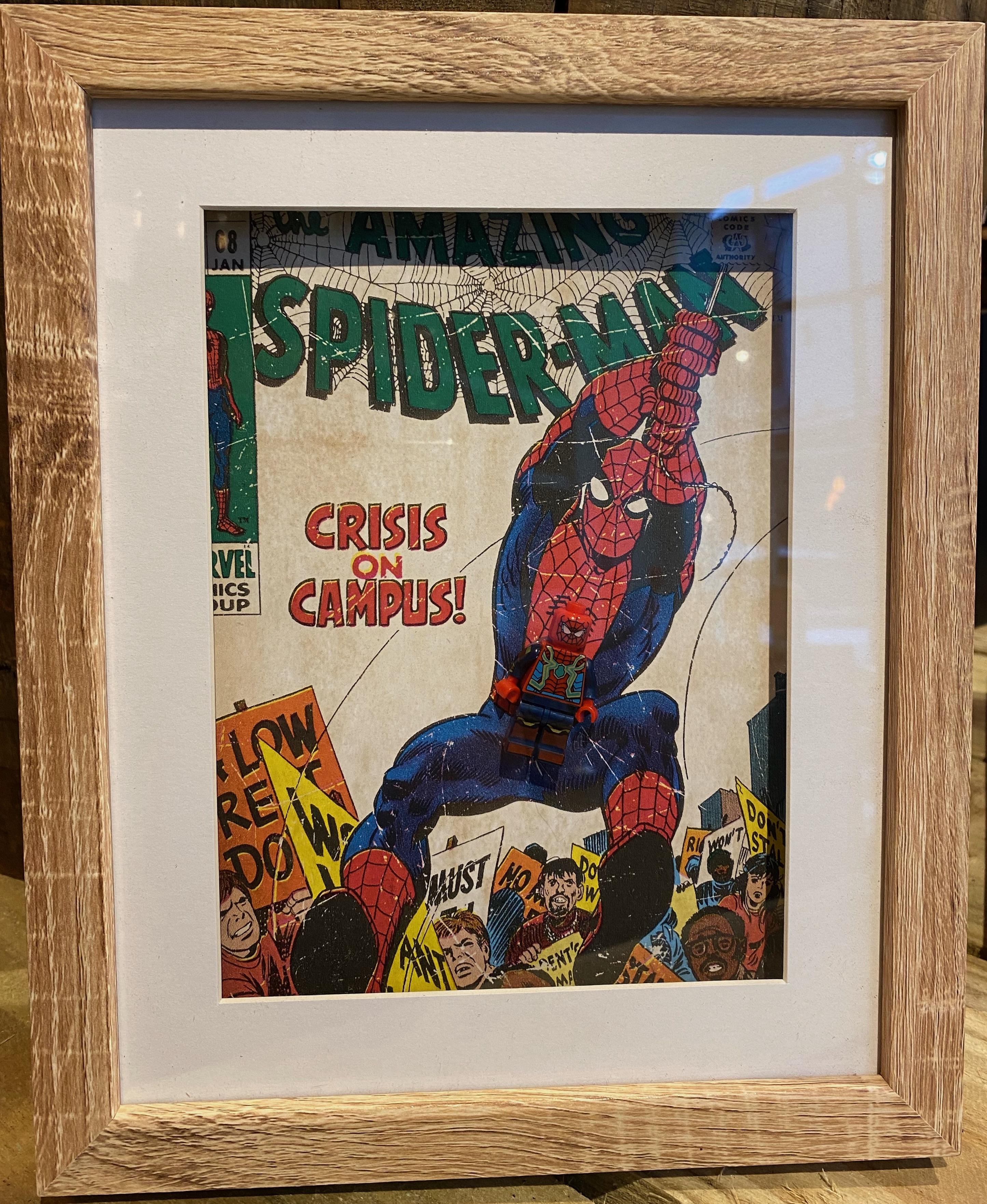Lego Art - Spider Man