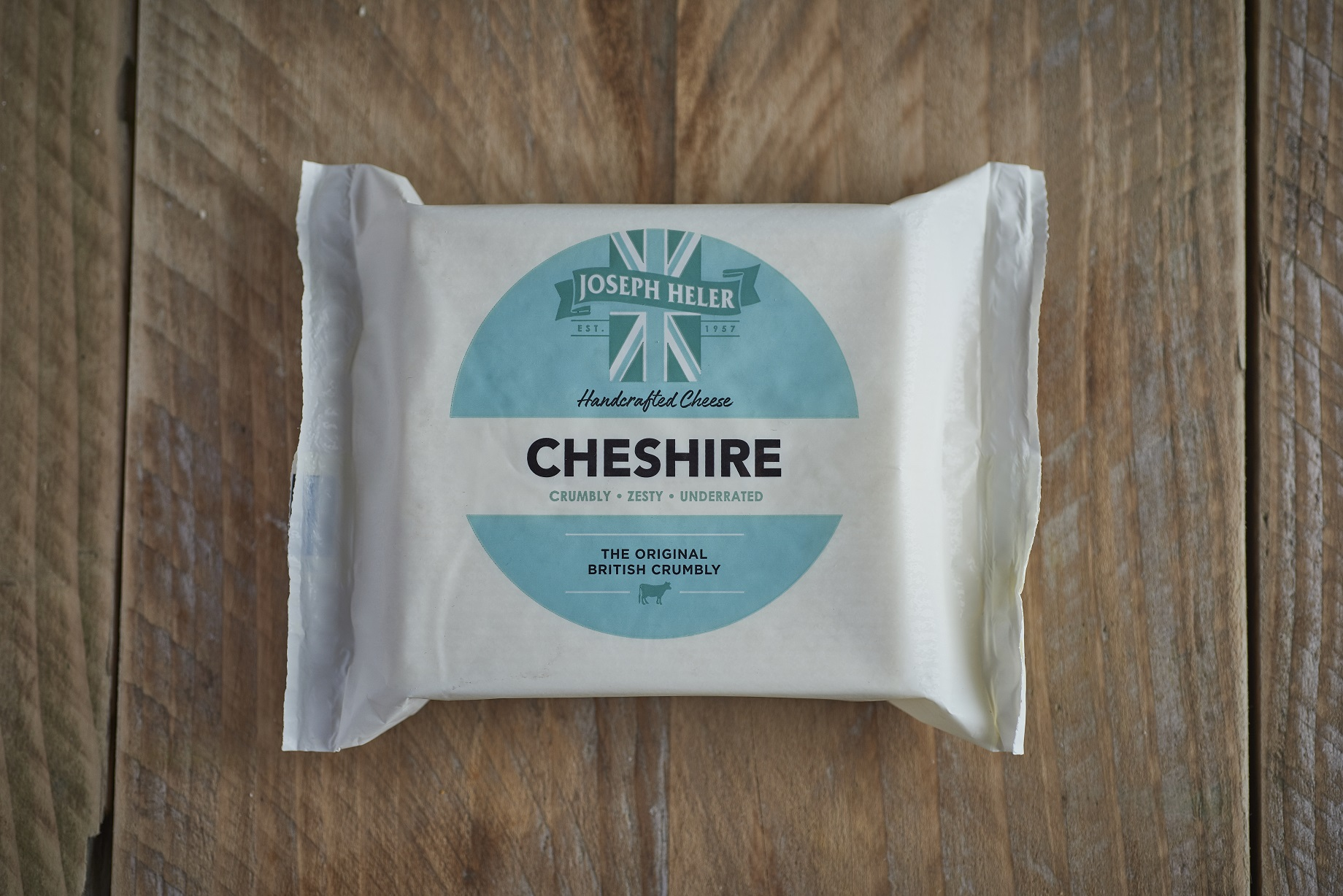 Cheshire Crumbly Cheese 200g