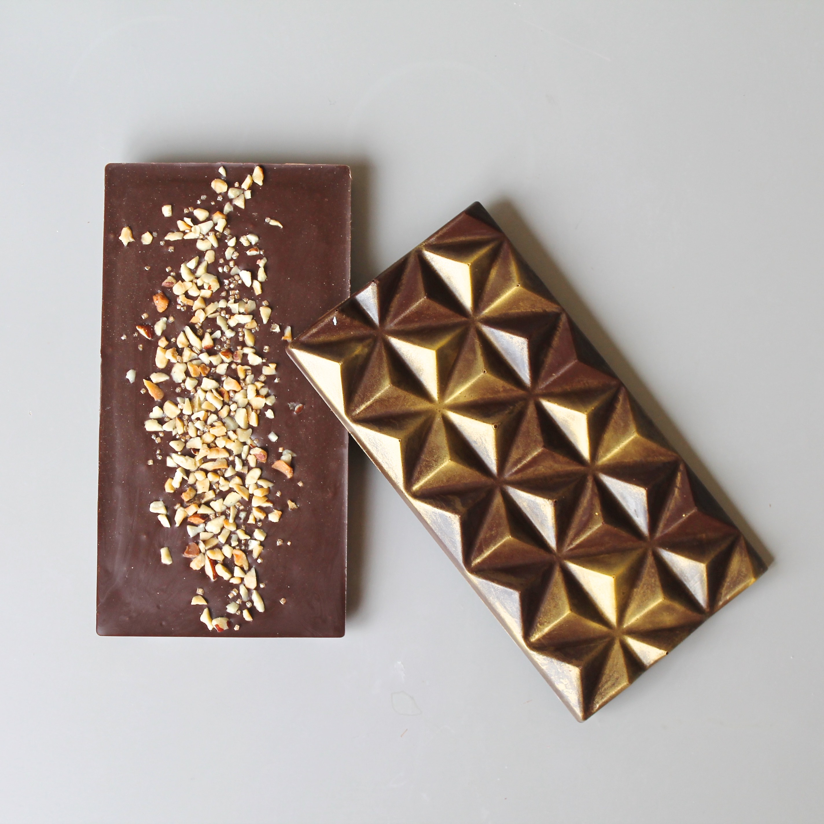 Dark Chocolate Hazelnut Bar