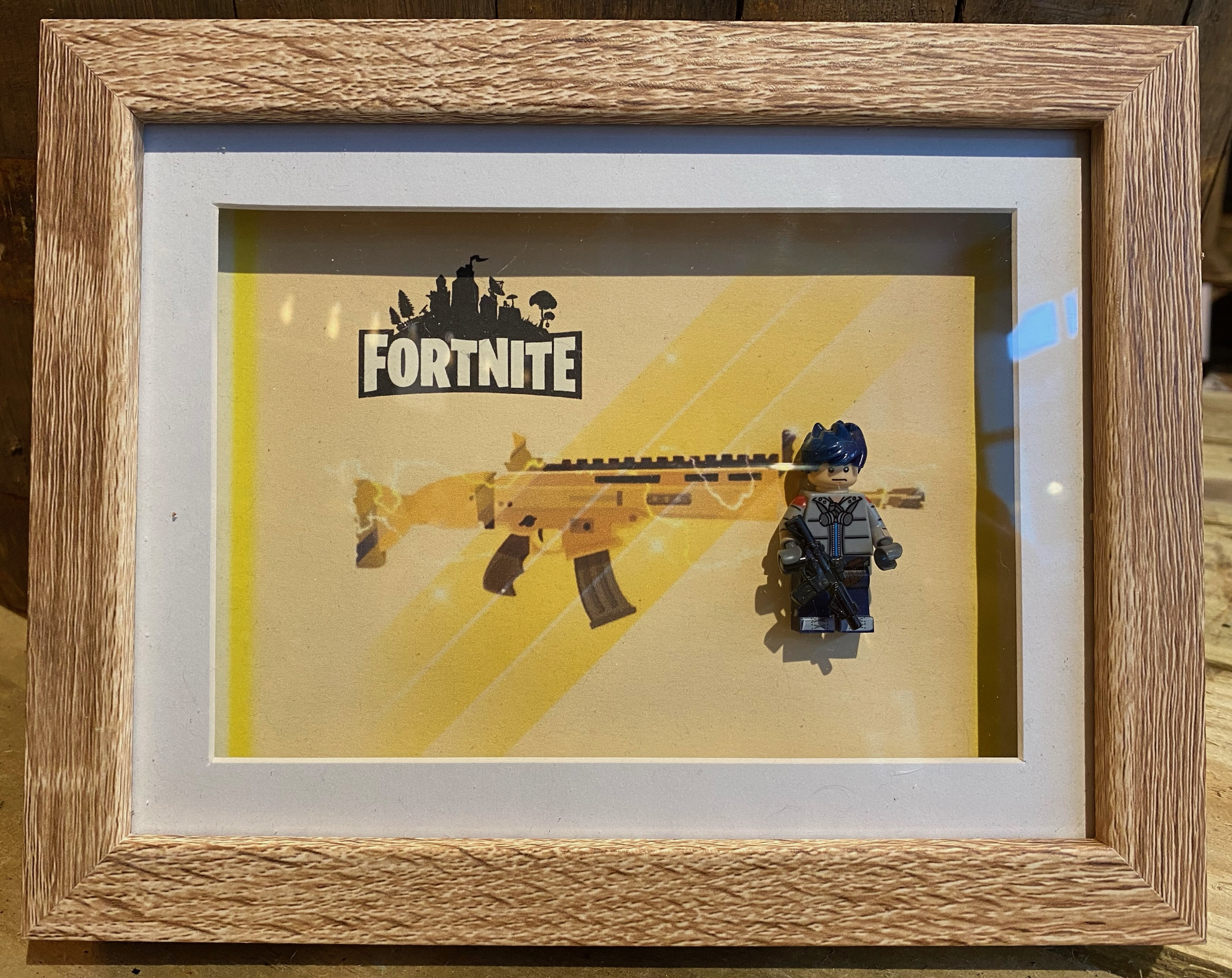 Lego Art - Fortnite