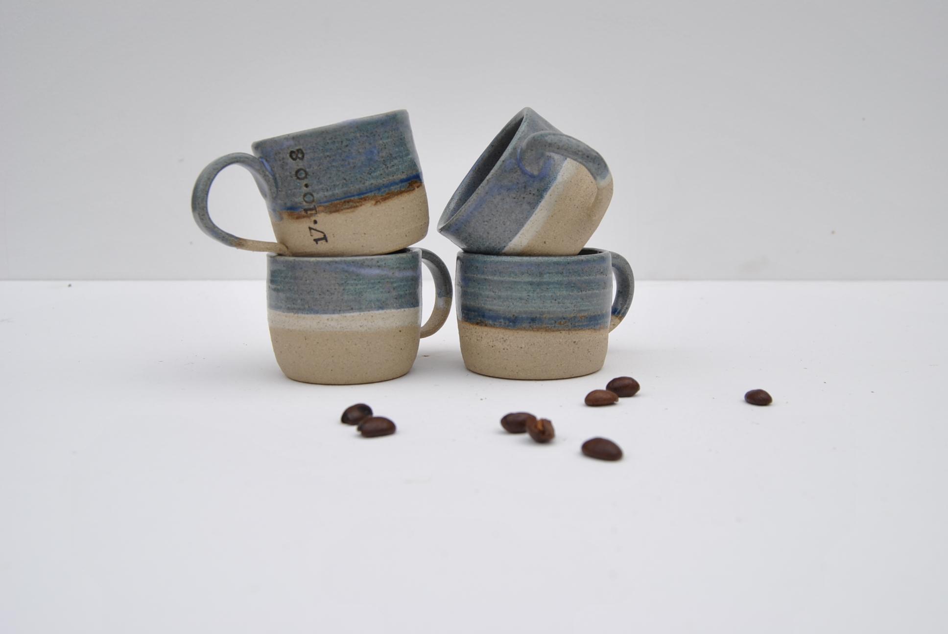 Personalised Espresso Cups (Pair)