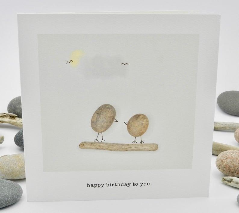 Happy Birthday - Pebble