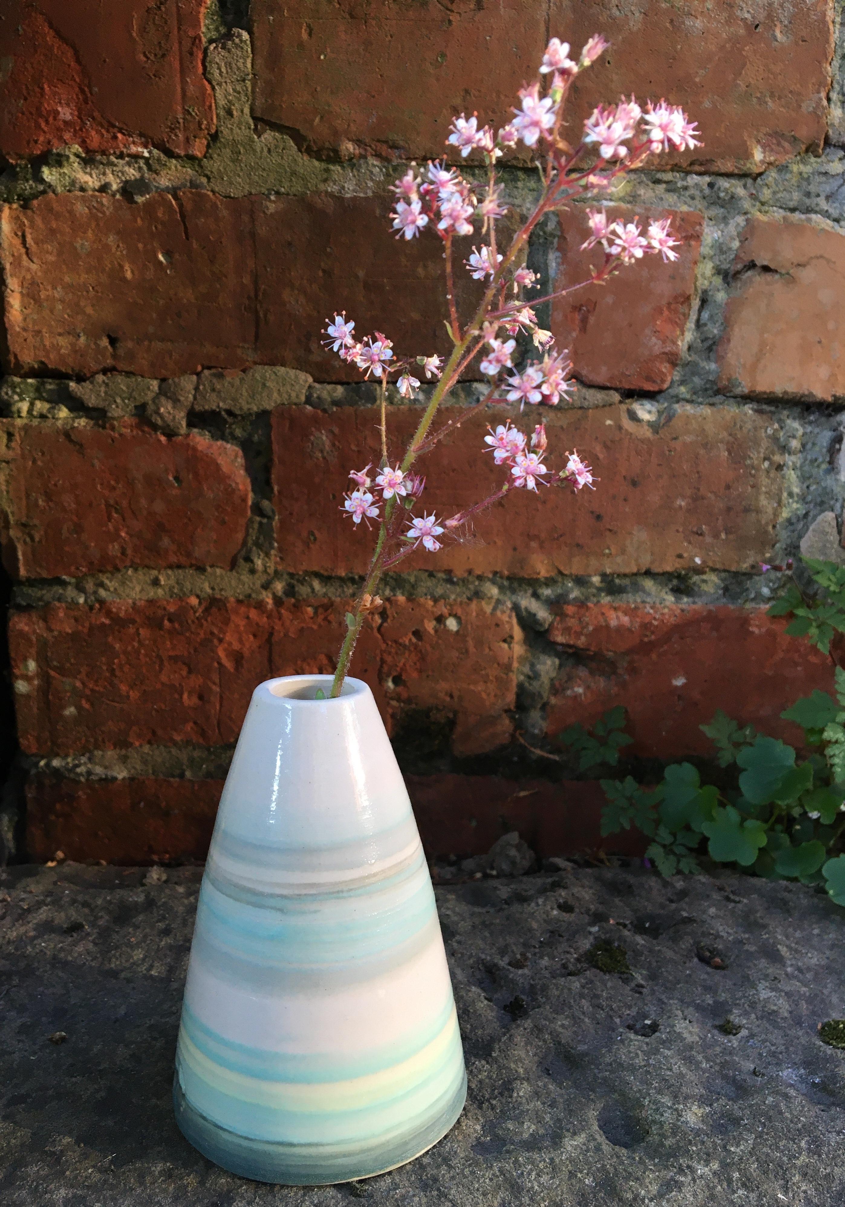 Stripy Diffuser/Vase