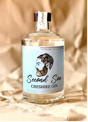 Second Son Cheshire Gin - 50cl