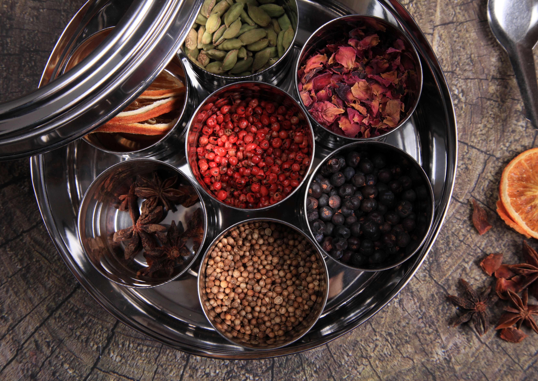 Spice Tin - Gin Botanicals Tin