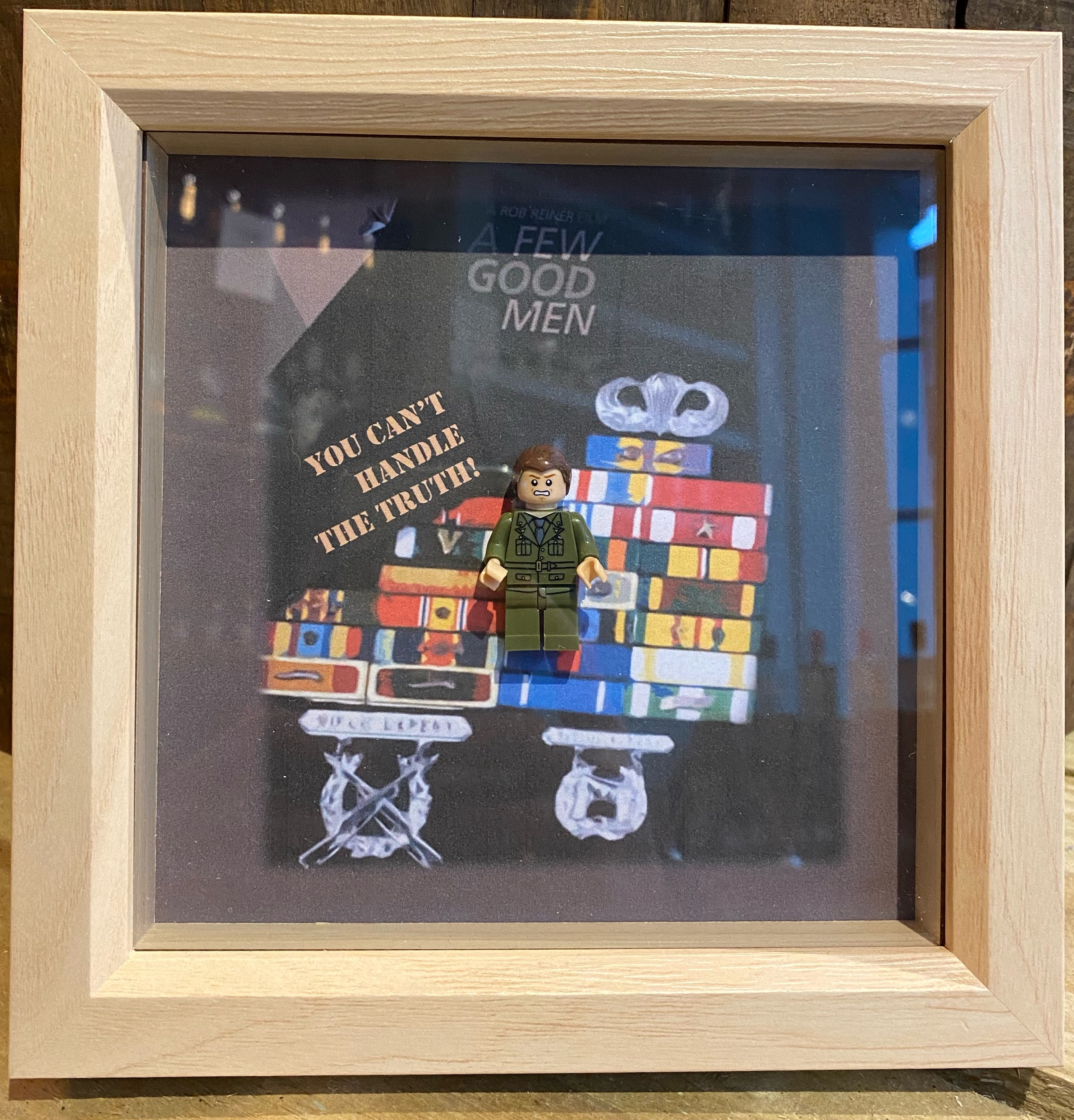 Lego Art - A few good men