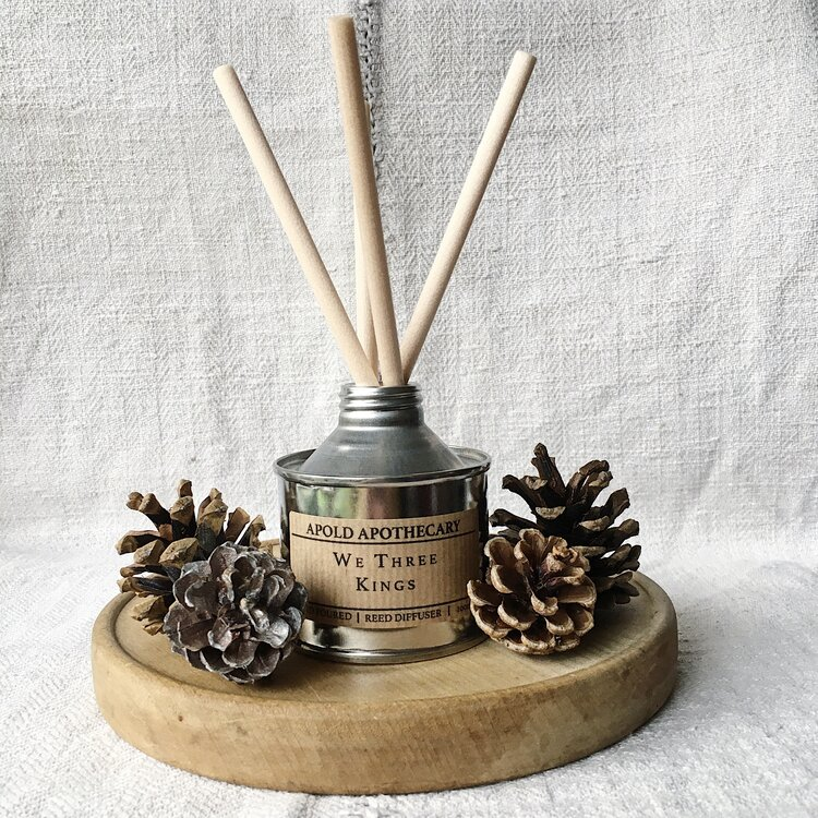 Reed Diffuser - We Three Kings