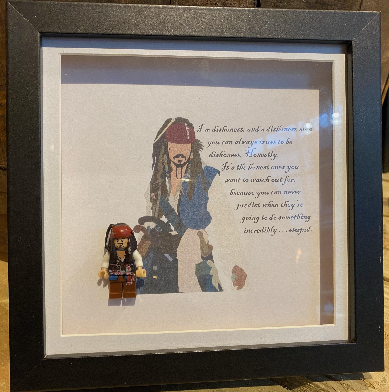 Lego Art - Pirate 2