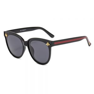 Ladies Sunglasses - Red Stripe