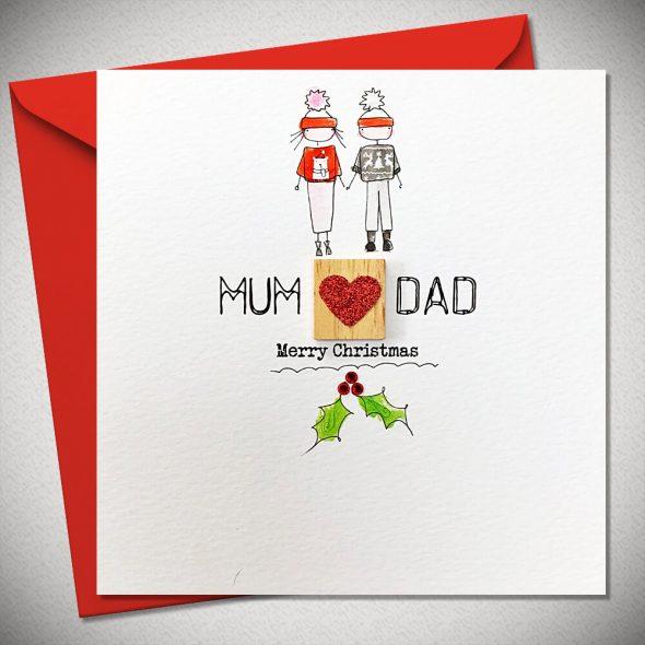 Mum Dad - Christmas