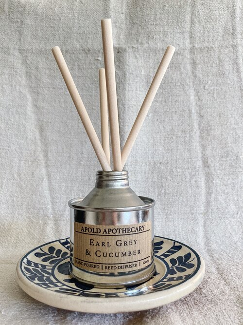 Earl Grey - Hand Poured Reed Diffuser