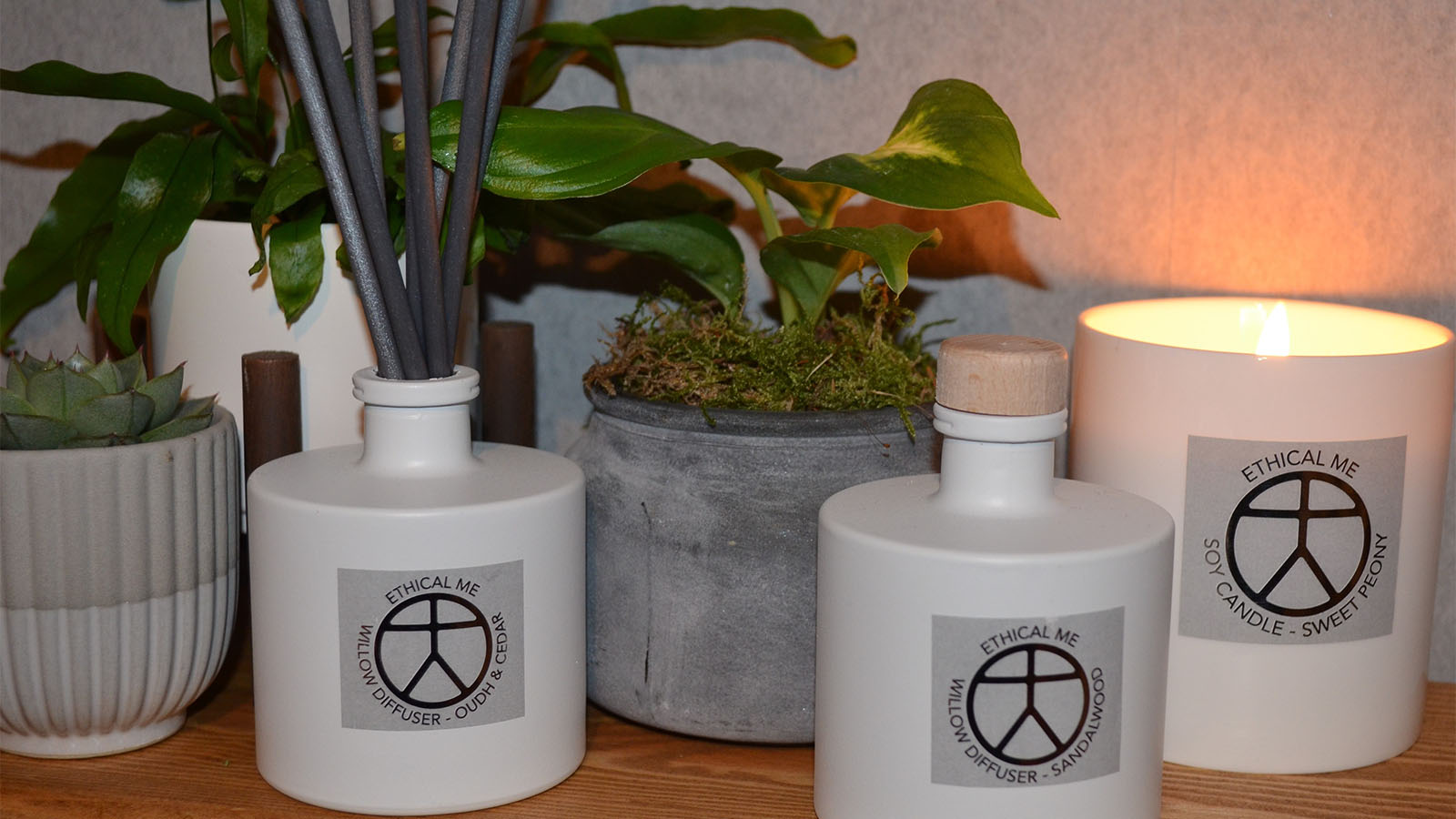 Ethical Me - White Patchouli