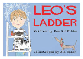 Leo's Ladder Children's Book
